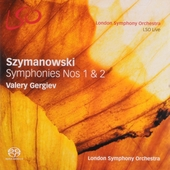 Symphonies Nos 1 & 2