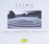 Songs from the labyrinth : Dowland anniversary edition