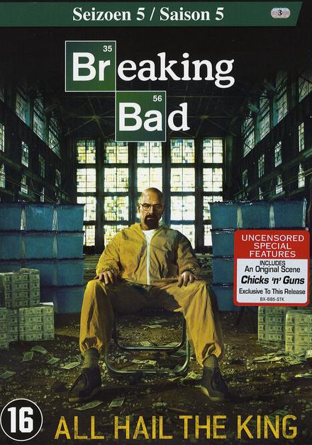 Breaking bad. Season 5, Part 1
