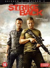 Strike back. Seizoen 2
