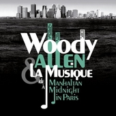 Woody Allen & la musique de Manhattan. a midnight in Paris