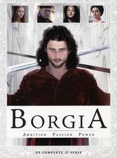 Borgia. De complete 2de serie