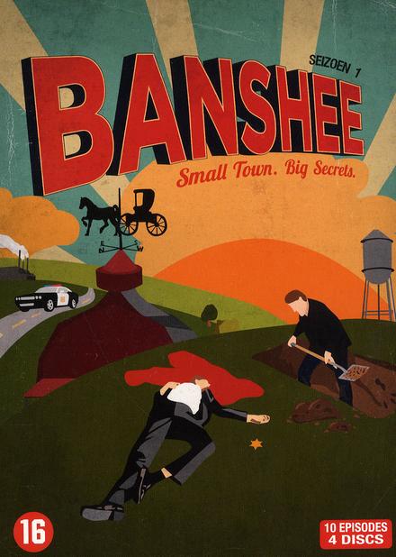Banshee. Seizoen 1