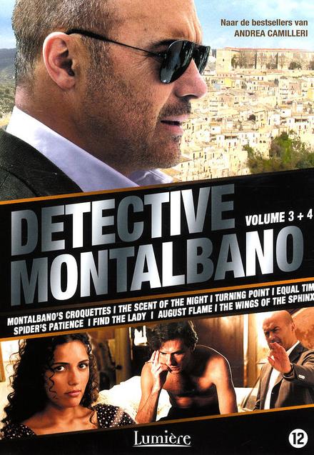 Detective Montalbano. Vol. 3+4