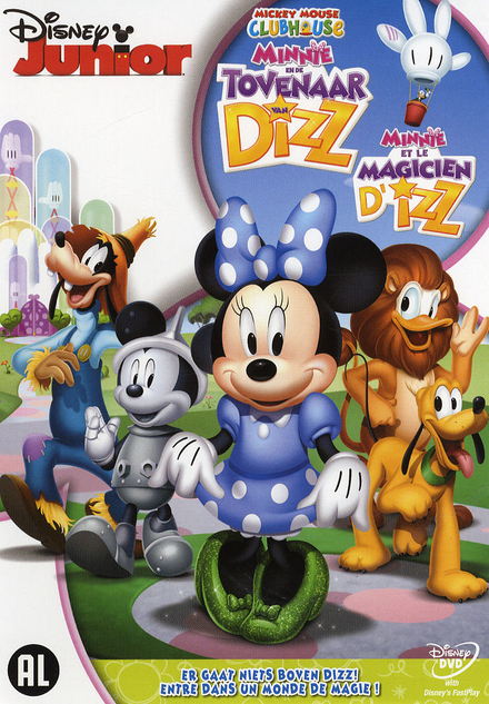 Minnie en de tovenaar van Dizz