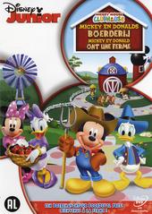Mickey en Donalds boerderij