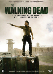 The walking dead. Het complete derde seizoen