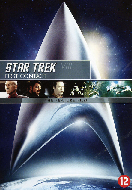 Star Trek VIII : first contact : the feature film