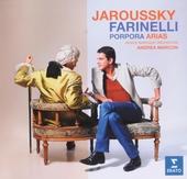 Farinelli : Porpora arias