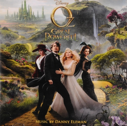 Oz the great and powerful : an original Walt Disney records soundtrack