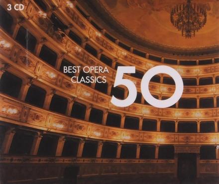 Best opera classics 50