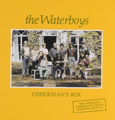Fisherman's box : the complete Fisherman's blues sessions 1986-88