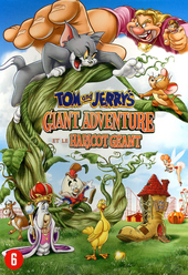 Tom and Jerry's giant adventure et le haricot geant