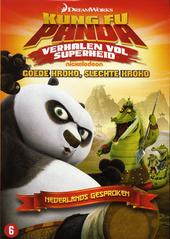 Kung Fu panda : verhalen vol superheid. [1], Goede kroko, slechte kroko