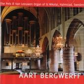 The Pels & Van Leeuwen organ of St Nikolai, Halmstad, Sweden