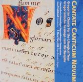 Cantate canticum novum : Gregorian chants for the liturgical year