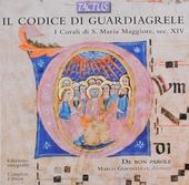 Il codice di guardiagrele : I corali di S. Maria Maggiore, sec. XIV