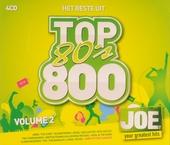Het beste uit top 80's 800. Vol. 2