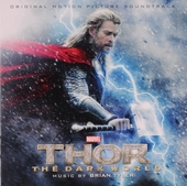 Thor : the dark world : original motion picture soundtrack