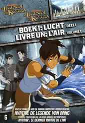De legende van Korra : boek 1 : lucht. Deel 1
