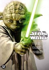 Star Wars : the prequel trilogy