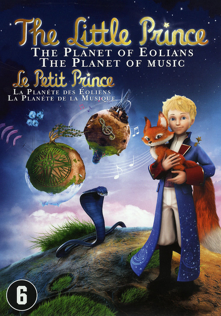 The planet of Eolians ; The planet of music