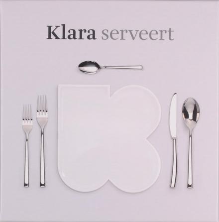 Klara serveert