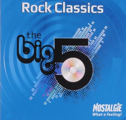 The big 5 : rock classics