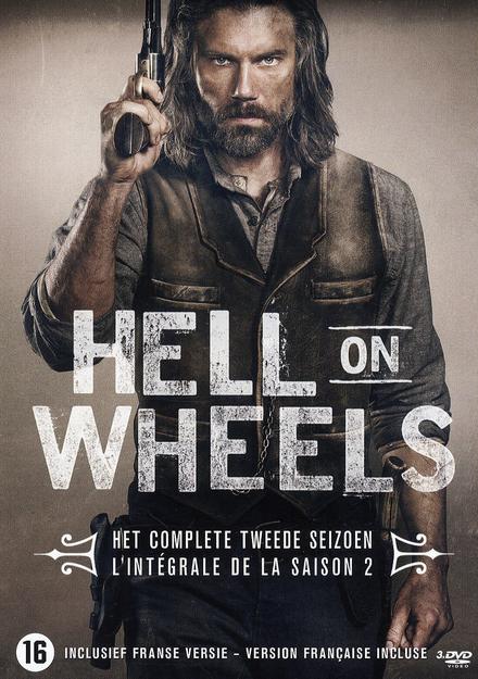 Hell on wheels. Het complete tweede seizoen