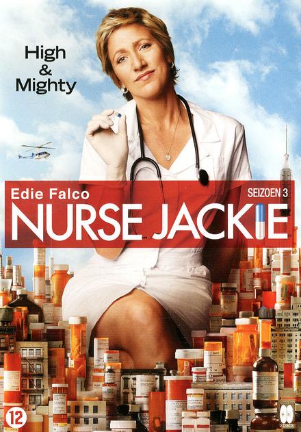 Nurse Jackie. Seizoen 3