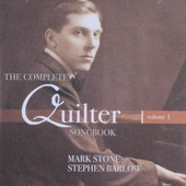 Th complete Quilter songbook volume 1. vol.1