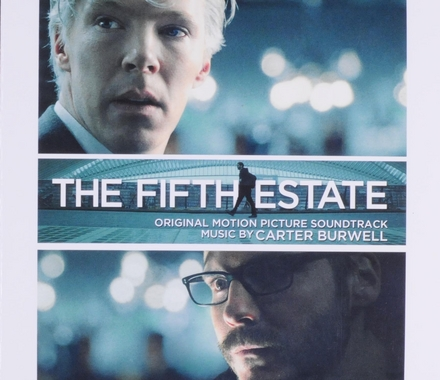 The fifth estate : original motion picture soundtrack