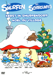 Kerst in smurfendorp