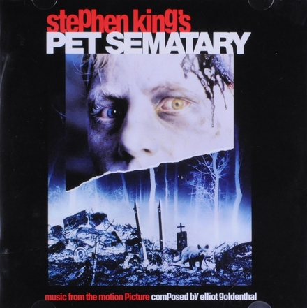 Stephen King's Pet sematary : music from the motion picture