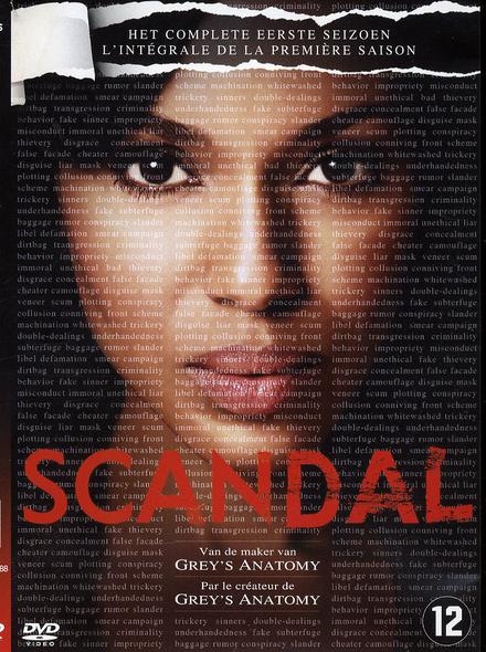 Scandal. Het complete eerste seizoen