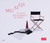 Musiq3 : le top 50 des classiques du cinema