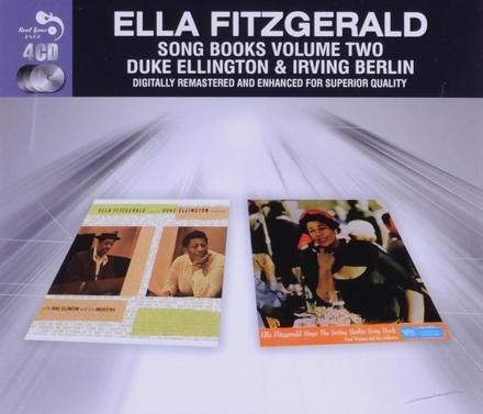 Song books : Duke Ellington & Irving Berlin. vol.2