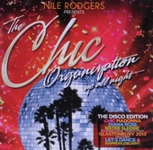 The Chic organization : Up all night - Disco edition
