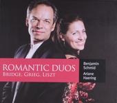 Romantic duos : Bridge, Grieg, Liszt