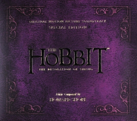 The hobbit : the desolation of Smaug : original motion picture soundtrack
