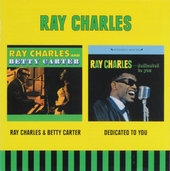 Ray Charles & Betty Carter ; Dedicated to you