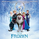 Frozen : an original Walt Disney Records soundtrack