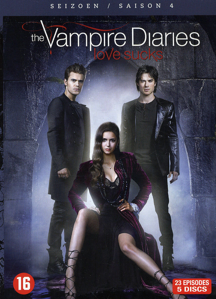 The vampire diaries : love sucks. Seizoen 4