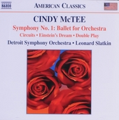 Symphony no.1: Ballet for orchestra