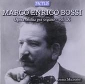 Opera omnia per organo vol.IX. vol.9