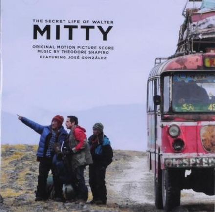 The secret life of Walter Mitty : original motion picture score