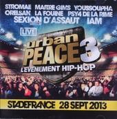 Urban peace : L'evenement hip-hop. vol.3