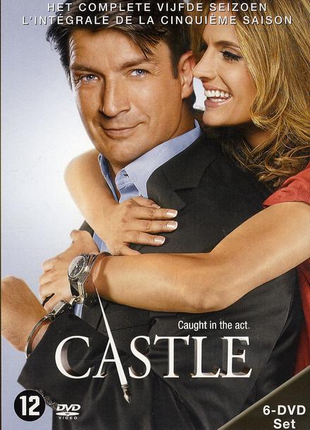 Castle. Het complete vijfde seizoen