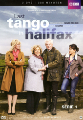 Last tango in Halifax. Serie 1
