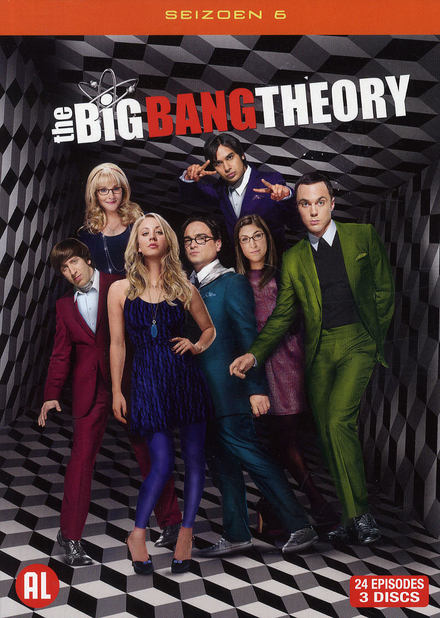 The big bang theory. Seizoen 6